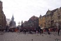 Târgul de Crăciun din Timișoara
