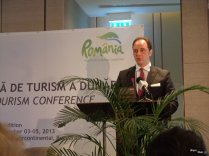 Emanuel Cernat - Importanța strategiei de turism a Dunării