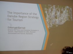 Importanța strategiei de turism a Dunării