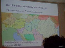 Provocarea: 10 țări, o cale fluvială