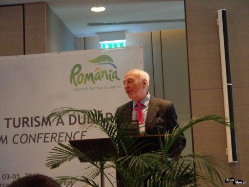 Domnul Gerhard Skoff, președintele Comisiei