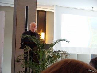 Președintele Comisiei de Turism a Dunării, domnul Gerhard Skoff