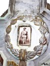 O fotografie pe crucea de mormânt