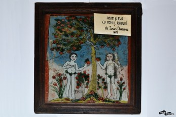 Adam și Eva cu pomul Raiului, 1901