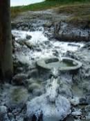 Curgerea apei saline