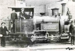 Locomotiva nr 1 - Szekul, sosită de la Viena