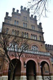 Clădirea principală