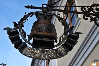 Biblioteka Telekiană (Teleki) - sub semnul bufniței