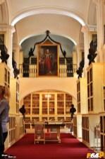 Prima impresie în Biblioteca Teleki