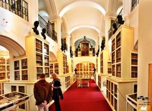Panoramică superbă în Biblioteca Teleki (Telekiană)
