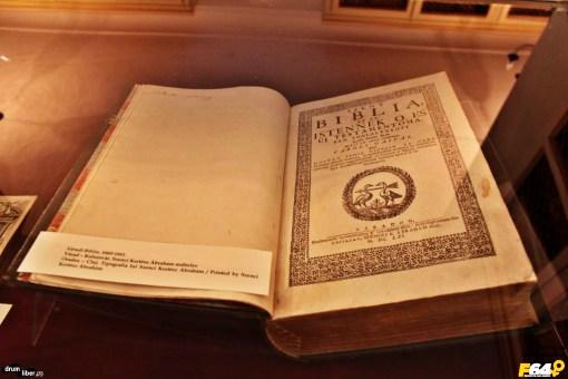Biblia - Oradea/Cluj-Napoca (1660-1661)