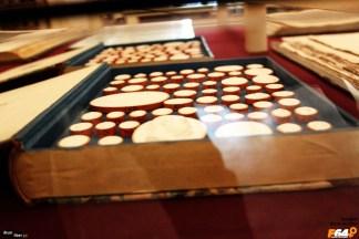 Colecție cu 1803 reproduceri de camee din anii 1700