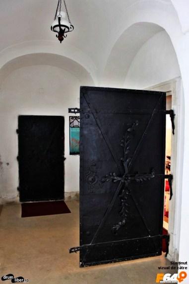 Spre Muzeul Bolyai din Târgu Mureș
