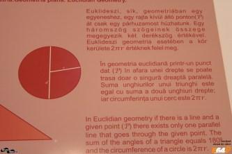 Informații despre opera matematicienilor