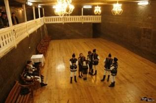 Sala de dans - Sala ing. Agripa Popescu
