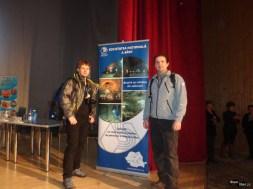 Turismul medical - salina: oameni de vază în salina Târgu Ocna