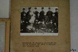 La Școala de arte și meserii, Craiova