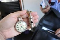 Arsenalul mecanicului: ceasul și fluierul