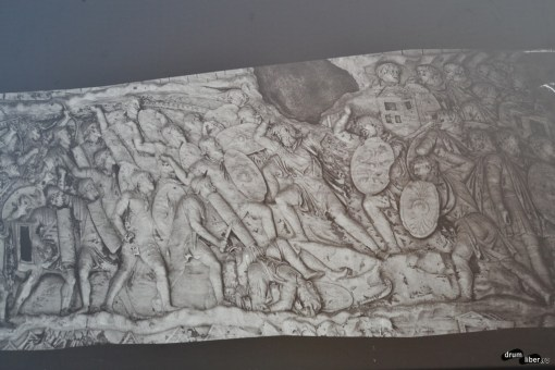 Columna lui Traian, desfășurată - 089