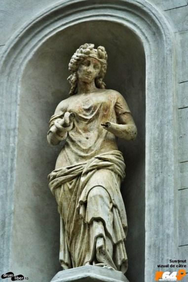 Hygeea (Hygieia) - simbol al curățeniei