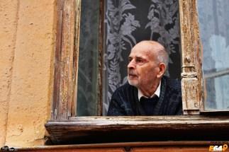 Bătrânul și fereastra