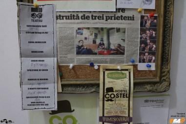 În Hostel Costel din Timișoara