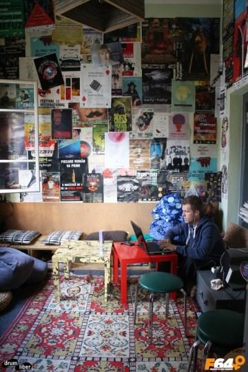 Spațiu pentru jocuri la Hostel Costel din Timișoara