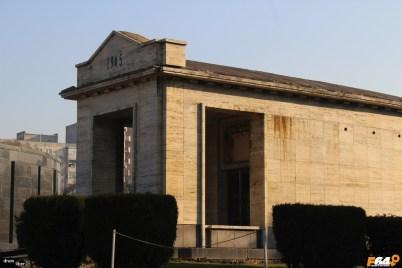 Mausoleul din Parcul Carol