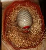 Ouă încondeiate în Muzeul din Moldovița