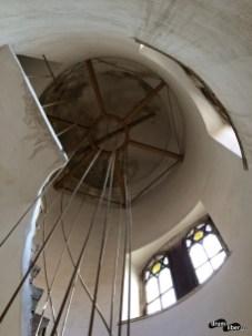 Scara din turn