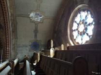 Interior, la etaj