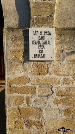 Geamia Gazi Ali Pașa din Babadag