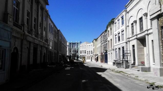 Reproducere după un cartier vechi londonez