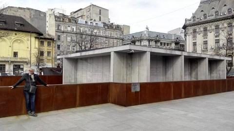 Memorialul Victimelor Holocaustului din România