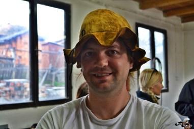 Pălărie din iască