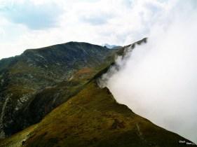 Nori în Transilvania, soarele în Muntenia