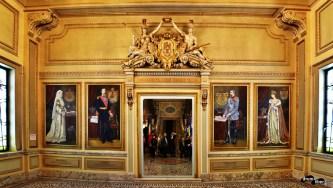 Sala Fondatorilor - Cercul Militar Național