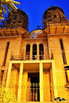 Biserică în biserică, la Focșani
