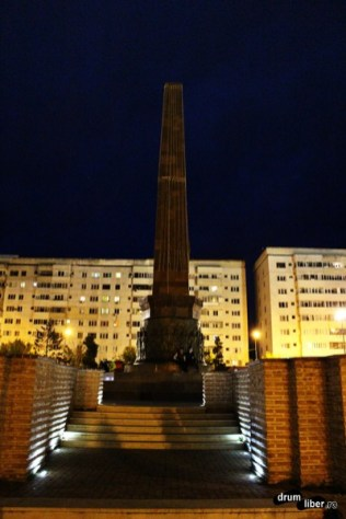 Obelisc din Piața Unirii