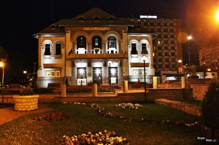 Ateneul Popolar din Focșani (Piața Unirii)
