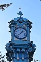 Orologiul (ceasul) din Piața Traian