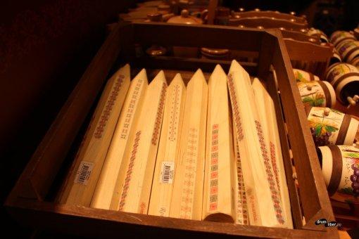 Artizanat: creioane manual realizate