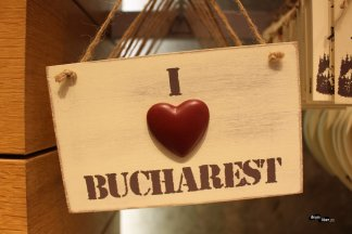 I Love Bucharest