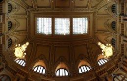Interior la Palatul Băncii Naționale