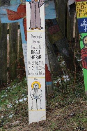 Crucile din zona Drăgășani