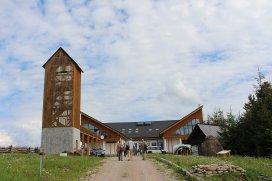 Centrul de vizitare Parcul Național Călimani