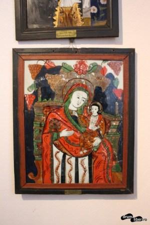 Fecioara Maria și Pruncul