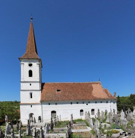Biserica din 1775 din Sibiel