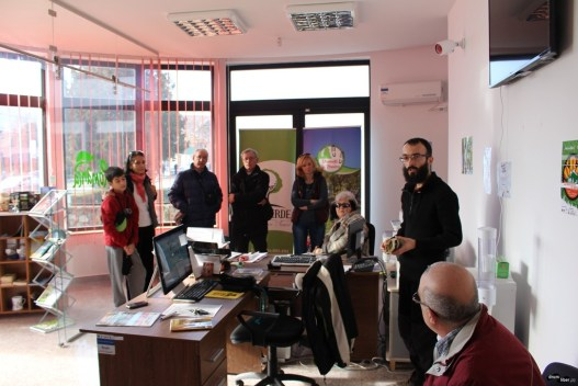 Centrul de informare turistică Breaza