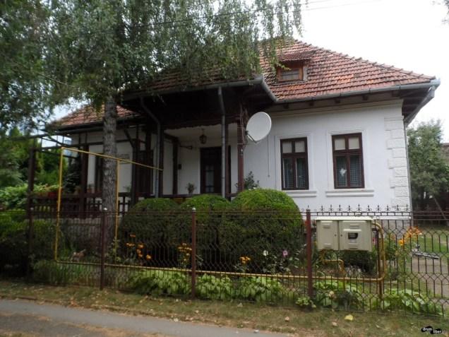 Casa unde au scris Mihail Sebastian și Mircea Eliade